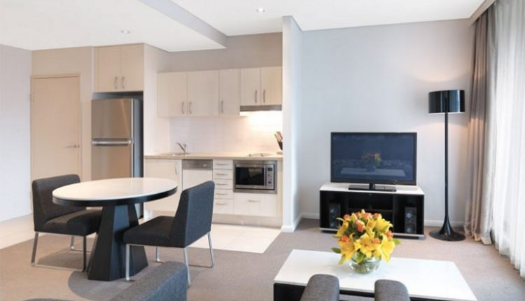 Serviced Apartment In The Event