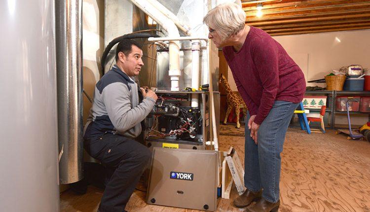 HVAC Needs Repair or Service2
