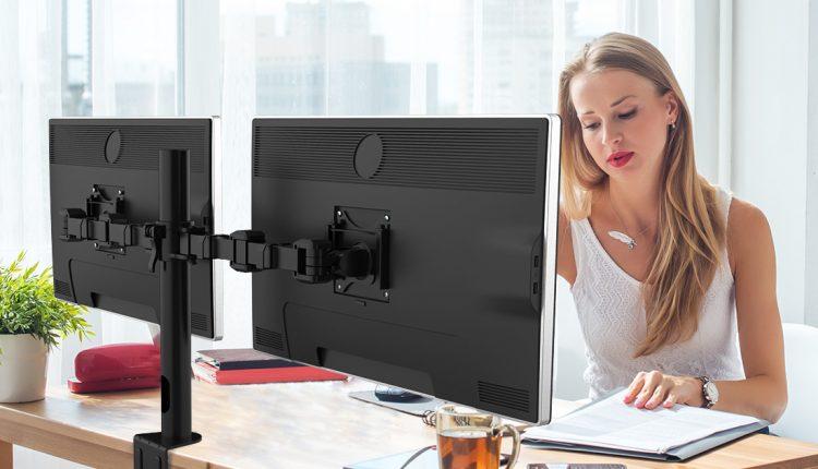 Desktop Monitor Mount
