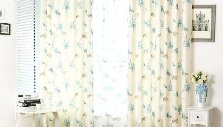 First Curtains
