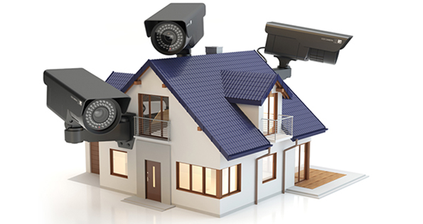 Install a Home Security System