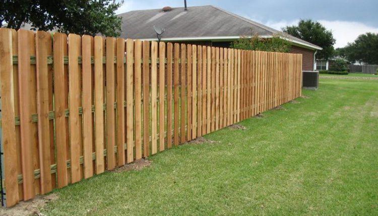 Installing Wood Fences