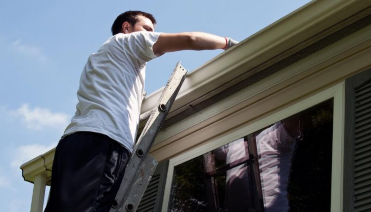 Regularity of Cleaning your Gutters