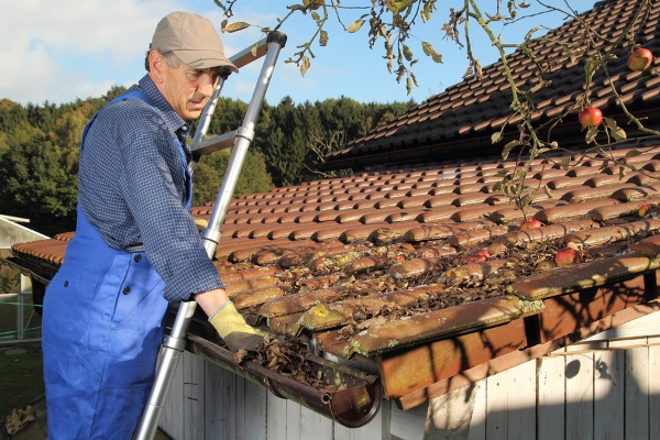 Regularity of Cleaning your Gutters1