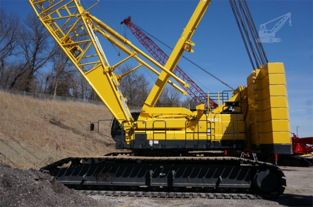 Lifting and Crane Requirements