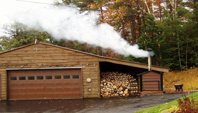 Outdoor Wood Boilers Work
