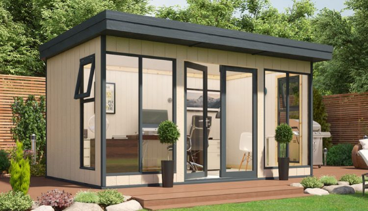 High Quality Garden Buildings