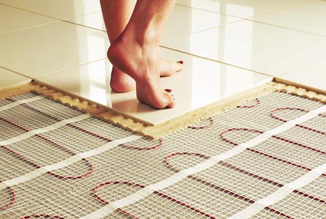 Consider Radiant Flooring