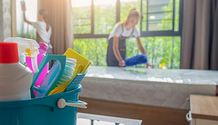 Cleaning services in Canada